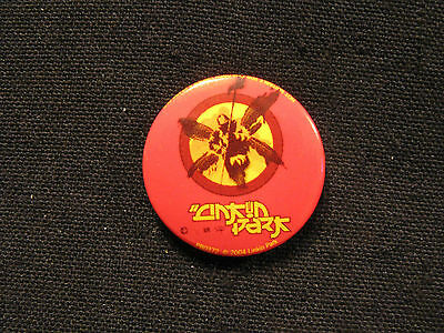 Linkin Park New Official Badge Button Pin Uk Import