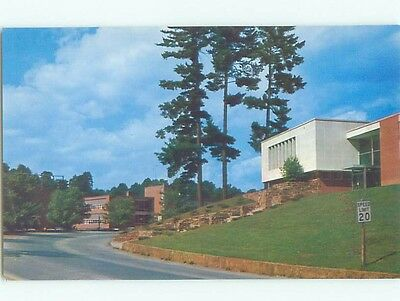 Pre1980 STILLWELL CLASSROOM AT WESTERN CAROLINA COLLEGE Cullowhee NC Q2947