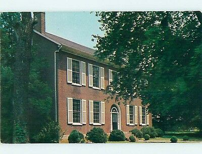 Unused 1950's WICKLAND HOME Bardstown Kentucky KY Q8622