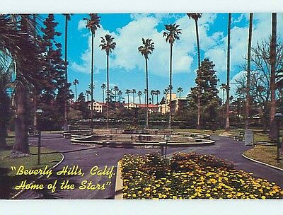 Unused Pre-1980 BEVERLY HILLS HOTEL Beverly Hills CA Q8458