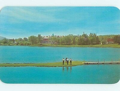 Unused Pre-1980 OTESAGA HOTEL Cooperstown New York NY Q5222
