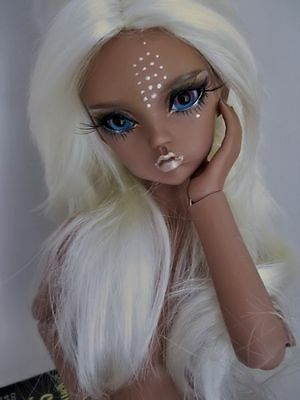 DK TAN SEAFOAM Fairy OOAK Narah Slim Mini msd dollfie bjd ball joint doll ELF