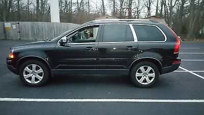 2011 Volvo XC90 V8 2011 VOLVO XC90 V8 AWD FULLY LOADED WITH ALL OPTIONS !!!  NO RESERVE ! FINAL BID