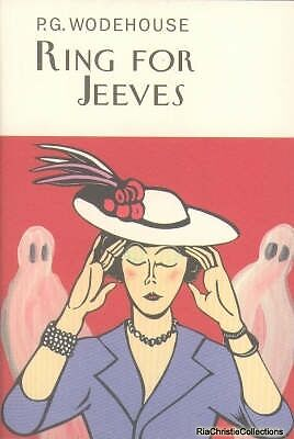 Ring for Jeeves 9781841591315 P. G. Wodehouse Hardback New Book Free UK Delivery