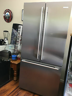 Electrolux EHE5107SA 510 Litre French Door Refrigerator