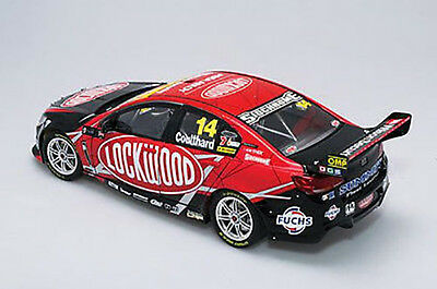1:18 Biante Holden VF Commodore - 2013 Freightliner #14 Fabian Coulthard ' RARE'