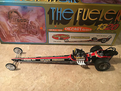 Big Daddy Don Garlits 1320 The Fuelers Dragster 1/24 Nhra