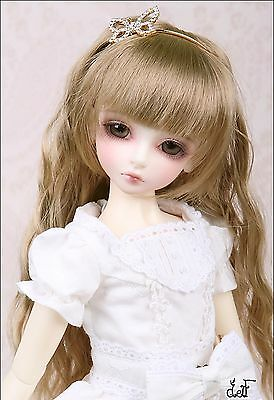 1/4 BJD doll Girl Kid Delf Bory FREE FACE MAKE UP AND FREE EYES-Bory B
