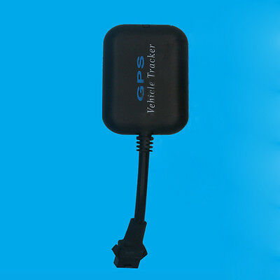 GPS GPRS GSM Car Vehicle Tracker SMS Real Time Network Monitor Tracking Device