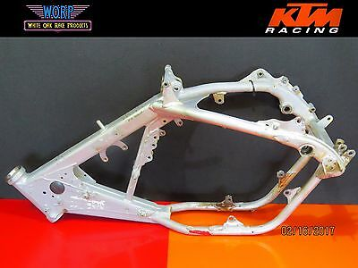 1998 KTM 380 300 250 Main Frame Chassis Body 54703001200