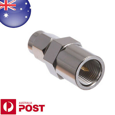 SMA-FME Adapter SMA Male Plug To FME Male Straight RF Connector Adapter - Z581