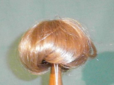 """doll wig blond 10"""" to 11"""" short hair/Pippin´s Hollow baby wig"""