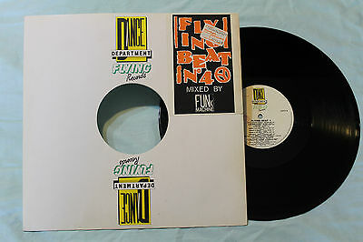 Flying Beat 4 Dance Department Flying Records Made In Italy