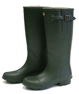 New Town & Country The Bosworth Green Wellington Boots - Size 4