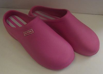 New Town & Country Limited Edition Pink Cloggies - Available in Sizes 4-8
