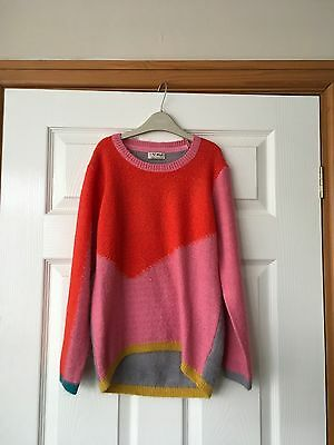 Girls NEXT Multi-coloured Jumper Age 9 Years