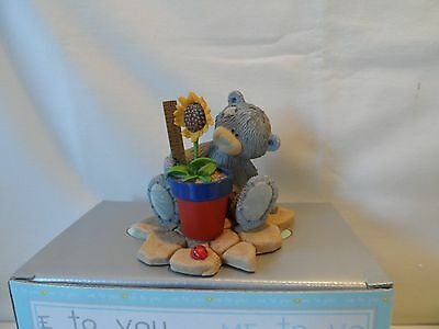 Me to you figurine, In bloom, Boxed.