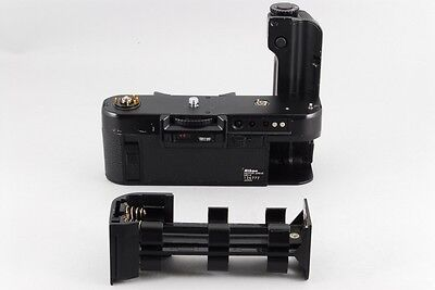Excellent++++  Nikon Motor Drive MD 4 MD-4 for F3 F3HP Titan SLR from Japan a22+