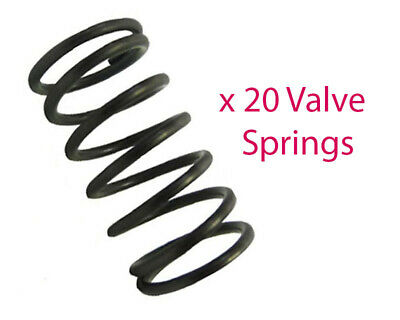 Pack of 20 x GX140 Heavy Duty Valve Springs & Best Quality Go Kart