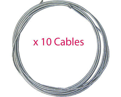 10 x Throttle Cable Inners 1.2mm for Rotax Max / Iame X30 / TKM Best Price