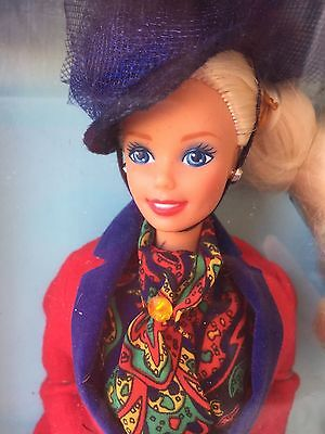 English Barbie - #4973 - Dolls of The World Collection- NRFB