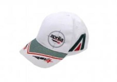 Aprilia Racing Team Cap New - Official Merchandise - Free Worldwide Shipping