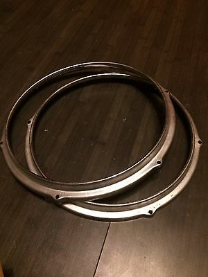 "Original SONOR TEARDROP 13"" Hoops (cercles Tom)"