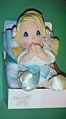 Precious Moments Girl Angel Prayer Pal & Blanket NEW in BOX