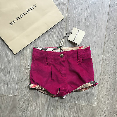 BNWT Gorgeous Burberry shorts 12 m RRP £75 & Lots Designer clothes 100% Genuine