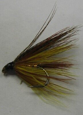 Individual Irish Made Trout Fly Trout Flies Size 10