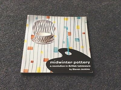 MIDWINTER POTTERY: a revolution in British Tableware by Steven Jenkins