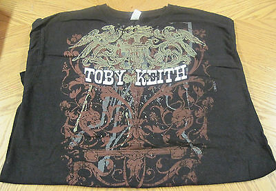 Toby Keith America's Toughest Concert T-shirt