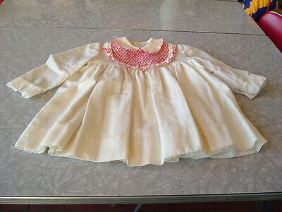 1950s, 1960s Vintage Girls Toddlers Dress - The White House - VGC