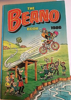 The Beano Book 1986 Annual, Really Good Condition