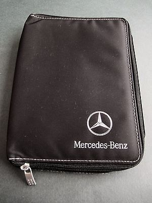 MERCEDES WALLET for OWNERS SERVICE MANUAL HANDBOOK - A B C E G M S V class