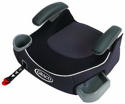 Graco AFFIX Backless Youth Booster Seat, Davenport