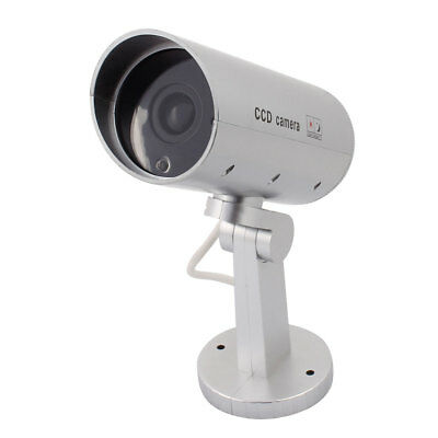 Motion Detector Camera Sensor Battery Operated Home Security Dummy Surveillance