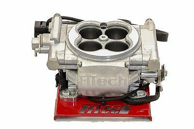FITech Fuel Injection 30001 EFI 600HP Conversion SELF TUNING FORD CHEVY MOPAR