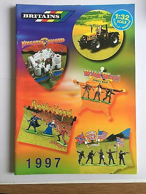 Britains 1997 Toy Catalogue