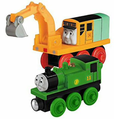 Brio Learning Curve Thomas The Tank Engine Oliver And Olive  New
