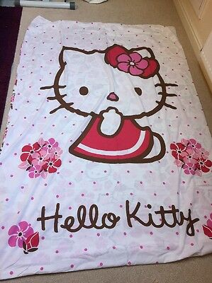 Hello Kitty Bedroom Curtains, Bedding and Cushion from Next