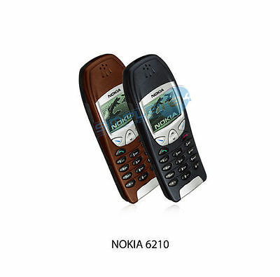 Phone Mobile Phone Nokia 6210 Gprs Reconditioned Battery Power Supply