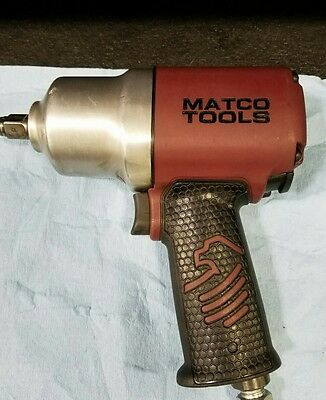 """Matco Tools 1/2"""" Impact Wrench Model MT2769 LIGHTLY PRE OWNED!!!"""