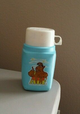 Vintage 1987 Alf Thermos  Roughneck Flask made in England