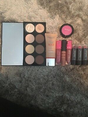 Makeup Bundle New And Used Items