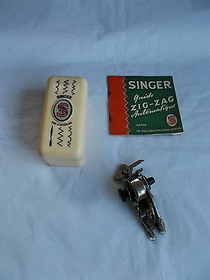 Vintage Singer Sewing Machine - Swiss Zig Zag Attachment 160990