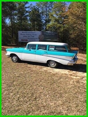 1957 Chevrolet Bel Air/150/210  1957 Chevrolet Bel Air Used Automatic Chevy Belair, Project Car,
