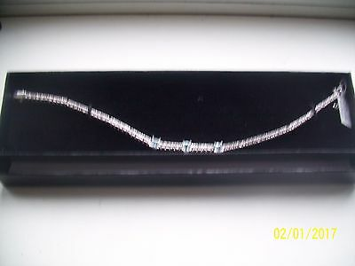 Bracelet - Blue Topaz - Brand New in Box with tag - Bridesmaid/Bride/