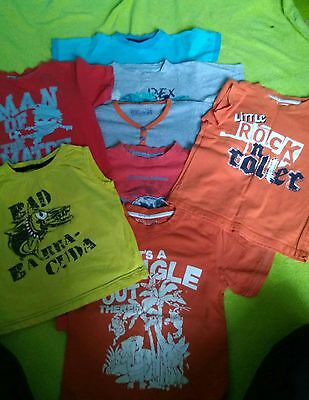 boys t-shirts 3-4 years. used condition.