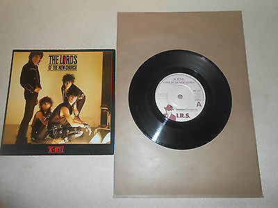 """LORDS OF THE NEW CHURCH  """"M""""- STYLE    7inch vinyl"""